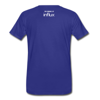 Big Screen Tee (Men) - royal blue
