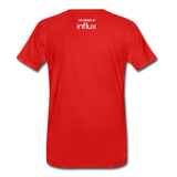 Big Screen Tee (Men) - red