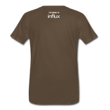 Big Screen Tee (Men) - noble brown