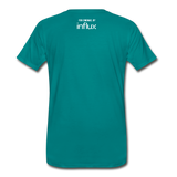 Big Screen Tee (Men) - teal