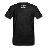 Big Screen Tee (Men) - charcoal gray