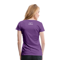 Big Screen Tee (Women) - Test 2 - purple