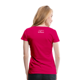 Big Screen Tee (Women) - Test 2 - dark pink