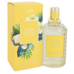 4711 Acqua Colonia Sunny Seaside Of Zanzibar Eau De Cologne Intense Spray (Unisex) By Maurer & Wirtz For Women