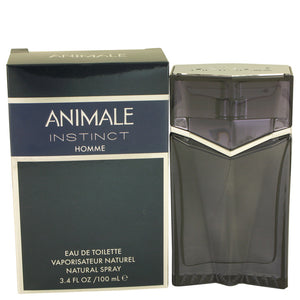 Animale Instinct Eau De Toilette Spray By Animale For Men