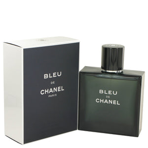 Bleu De Chanel Eau De Toilette Spray By Chanel For Men