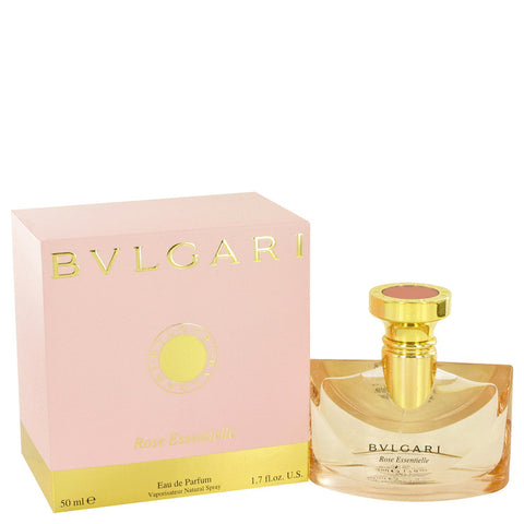Bvlgari Rose Essentielle Eau De Parfum Spray By Bvlgari For Women