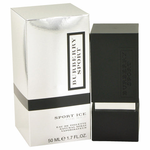 Burberry Sport Ice Eau De Toilette Spray By Burberry For Men