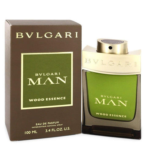 Bvlgari Man Wood Essence Eau De Parfum Spray By Bvlgari For Men