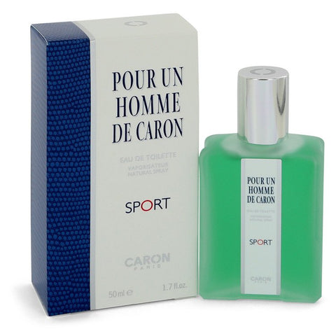Caron Pour Homme Sport Eau De Toilette Spray By Caron For Men