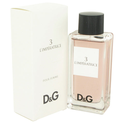 L'imperatrice 3 Eau De Toilette Spray By Dolce & Gabbana For Women
