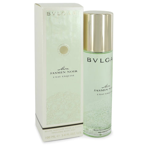 Mon Jasmin Noir L'eau Exquise Body Mist By Bvlgari For Women