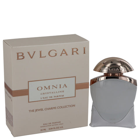 Omnia Crystalline L'eau De Parfum Mini EDP Spray By Bvlgari For Women