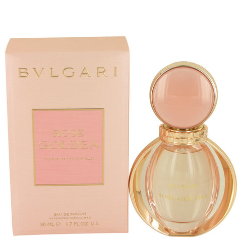 Rose Goldea Eau De Parfum Spray By Bvlgari For Women