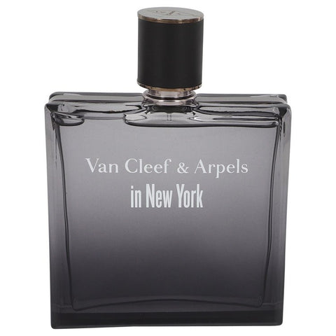 Van Cleef In New York Eau De Toilette Spray (Tester) By Van Cleef & Arpels For Men