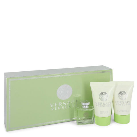 Versace Versense Gift Set By Versace For Women