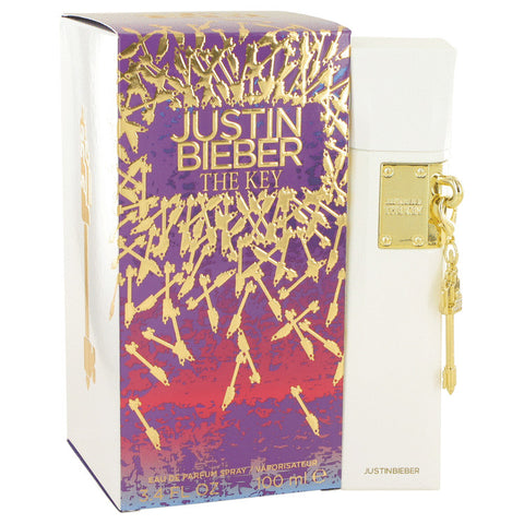 The Key Perfume by Justin Bieber Eau De Parfum Spray For Women