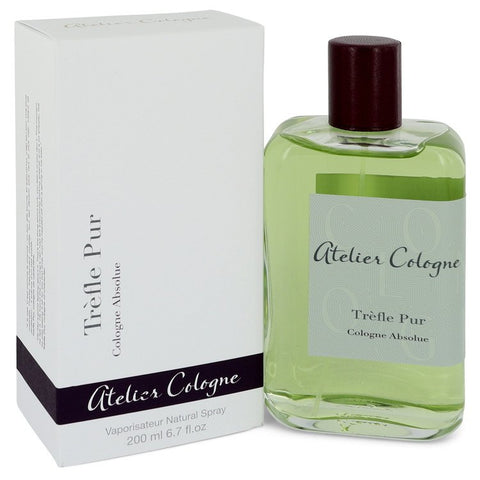 Trefle Pur Perfume by Atelier Cologne Pure Perfume Spray For Women