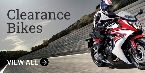 Honda Finance Deals and Clearance Bikes