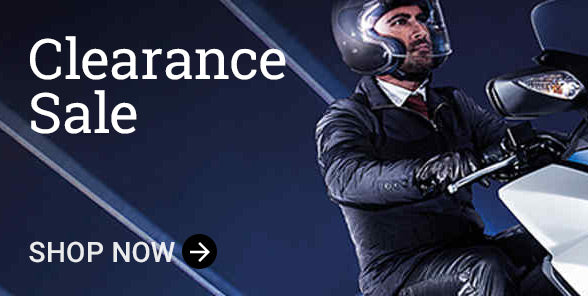 Motorbike accessories and Clothing from Honda of Bournemouth