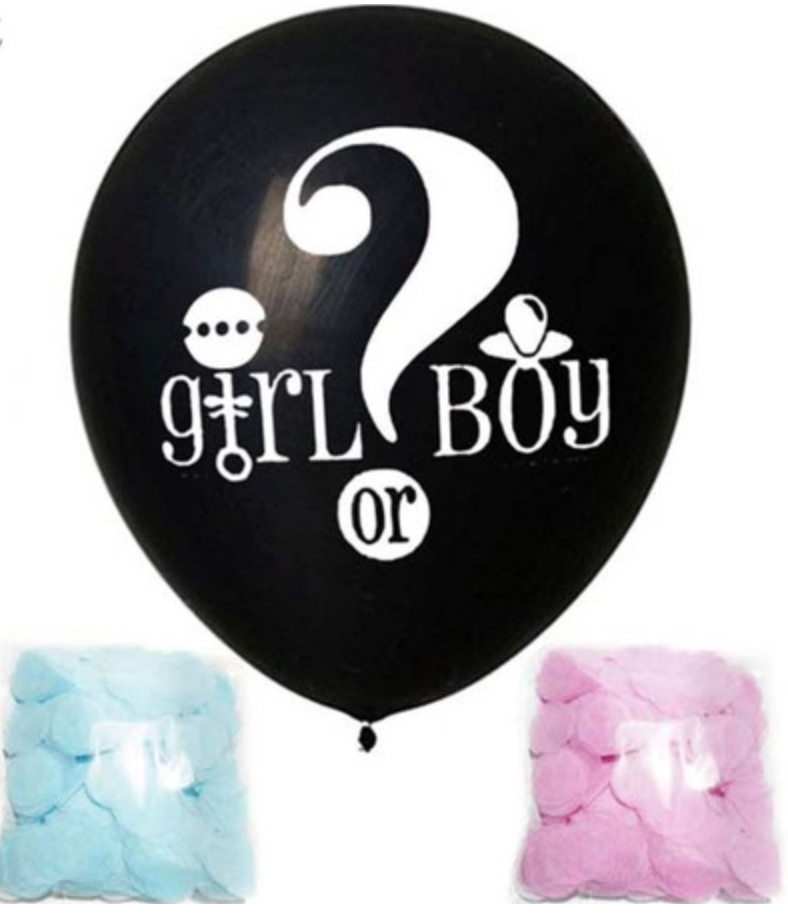Ballon Boy or Girl - 90cm