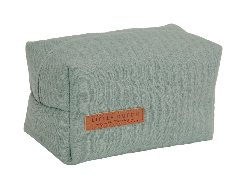 Trousse de toilette Pure Mint - Little dutch