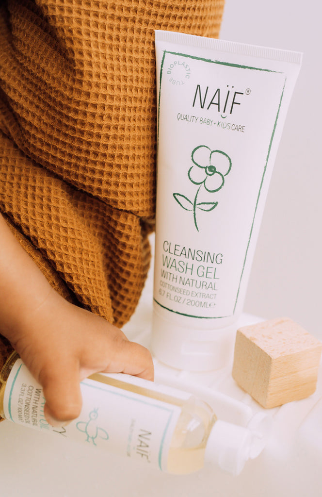 Gel lavant naturel - Naïf Care