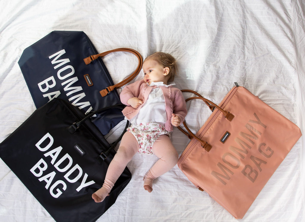 Mommy Bag Large - Navy