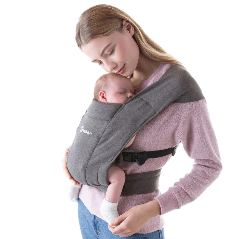 Porte-bébé Embrace Heather Grey Ergobaby