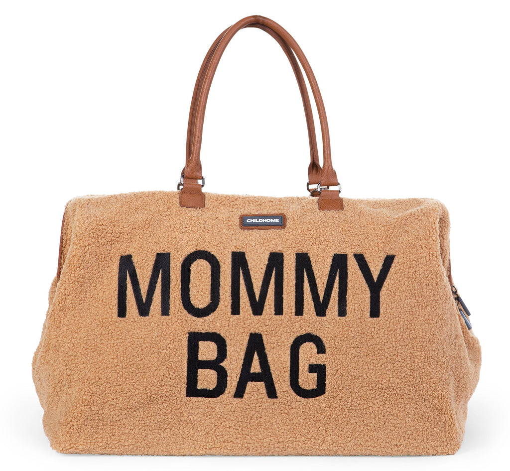 Mommy Bag Large - Teddy Beige