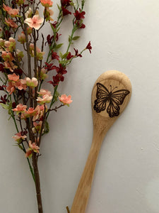 Decorative Wooden Spoons