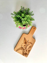 Load image into Gallery viewer, Cutting Board - Lillies