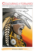 Load image into Gallery viewer, Discover Blackfoot Nation Art & Wisdom Colouring Book