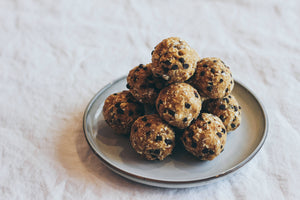 Cookie Dough Superfood Balls