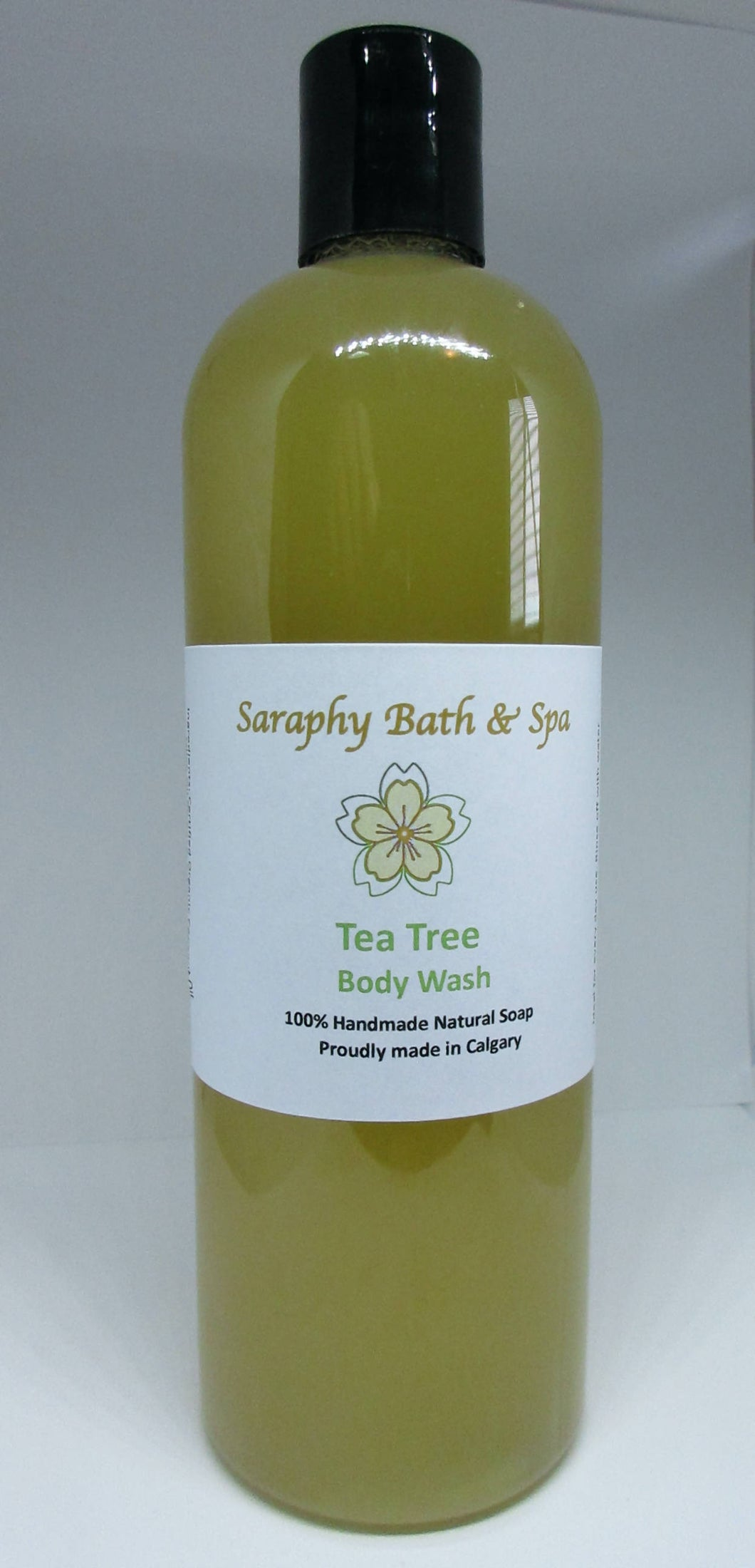 Tea Tree Body Wash