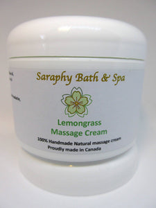 Lemongrass Massage Cream