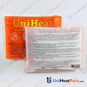 120 Hour UniHeat Packs