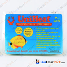 Load image into Gallery viewer, UniHeat 20 hour front side view of shipping warmer packaging.