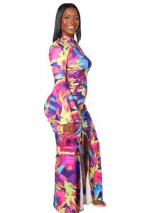 Miami Vibez Dress