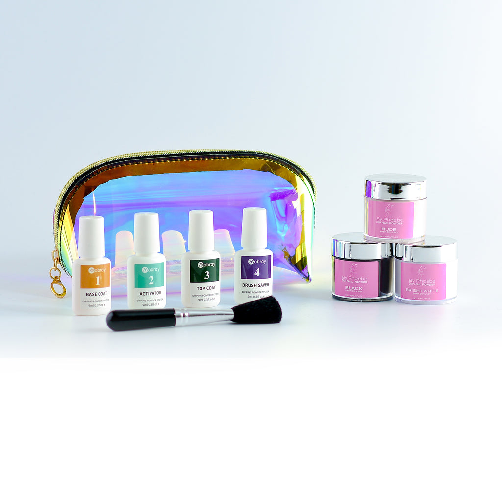 3 Shade - Dip Nail Powder System
