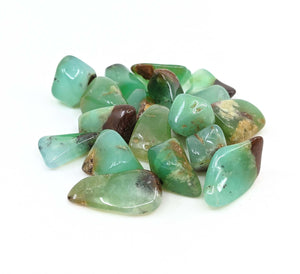 Australian Chrysoprase Tumble Polished