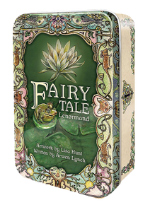 Fairy Tale Lenormand with Tin