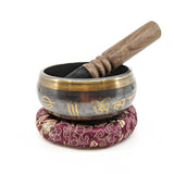 Small Ganesha Singing  Bowl