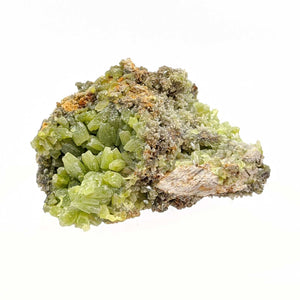 Pyromorphite Crystal Cluster
