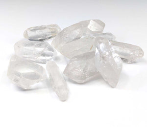 Quartz Crystals 1pc.
