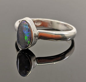 Opal Ring for Mary