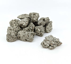 Pyrite Crystal Clusters Small 1 pc.