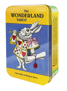 The Wonderland Tarot in Tin