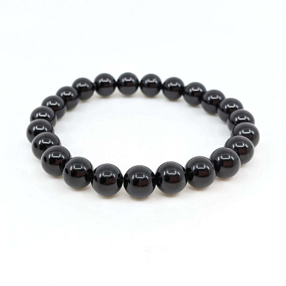 Black Tourmaline 8mm Stretch Bracelet