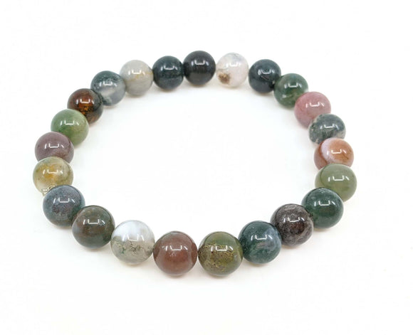 Fancy Jasper 8mm Stretch Bracelet